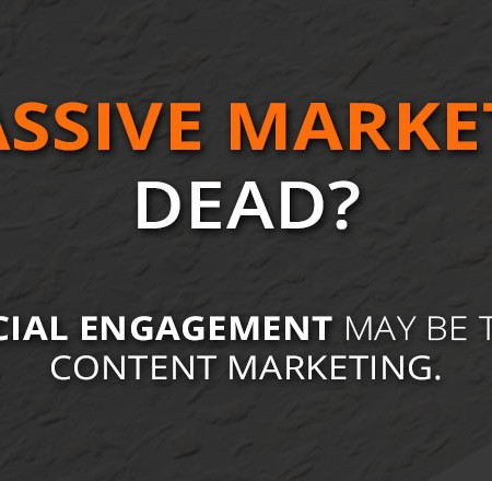 Is-passive-marketing-dead